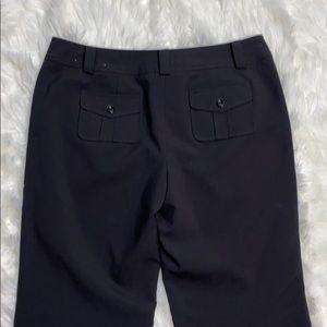 Ann Taylor Pants & Jumpsuits - Ann Taylor Signature Black Wide Leg Career Pants
